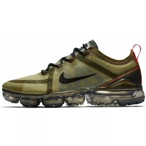 Authentic Nike Air Vapormax 2019 Olive Flak